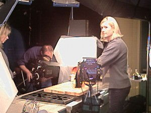 Video Production - Food Network shoot