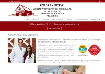 RedBarnDental.com – Middletown NJ Dentist