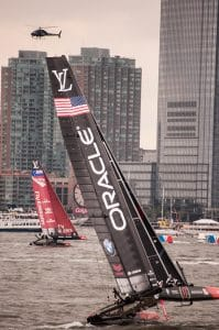 Americas Cup NYC